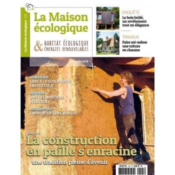 Magazine La Maison écologique n° 105
