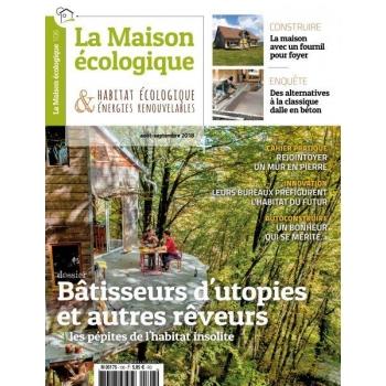 Magazine La Maison écologique n° 106