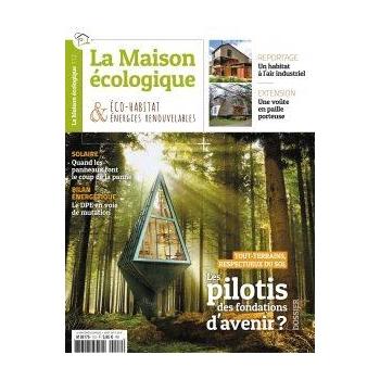 Magazine La Maison écologique n°112