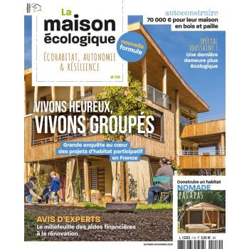 Magazine La Maison écologique n°119