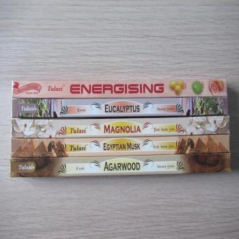 Lot de 5 paquets d'encens n1