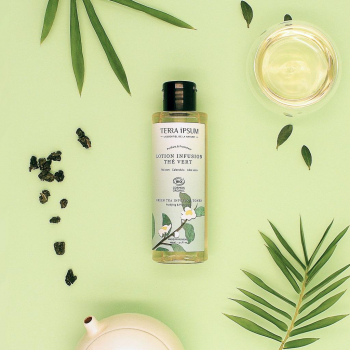Lotion Infusion Thé vert