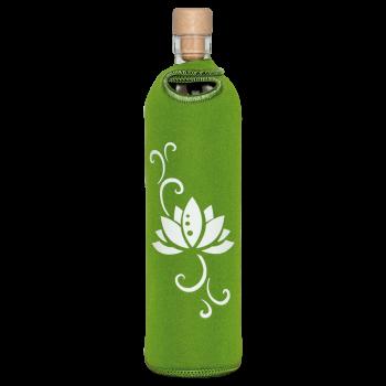 Flaska néoprène Lotus