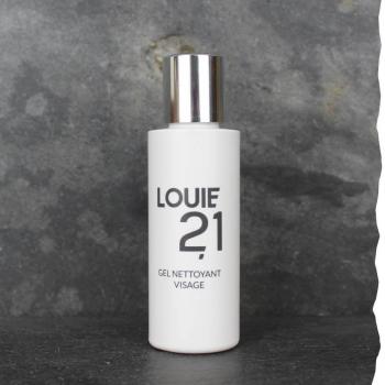 Nettoyant visage Louie21 bio homme
