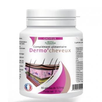 Dermo'cheveux 60 gélules