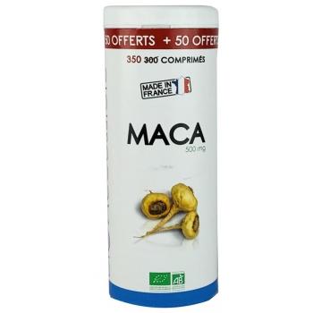 Maca biologique 500 mg 300 comprimés