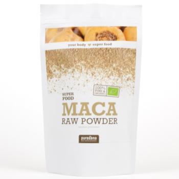 Maca Raw Powder - Poudre de Maca Bio - 200g