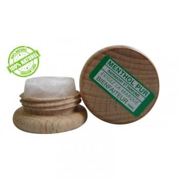 Macaron fraicheur menthol pur 7g