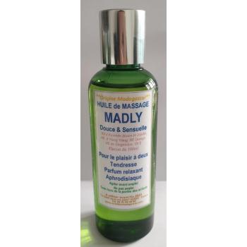 « MADLY » Huile de massage Aphrodisiaque