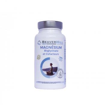 Magnésium & Cofacteurs - 90 gélules végétales