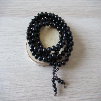 Collier ou bracelet Mala 108 perles n2