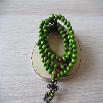 Collier ou bracelet Mala 108 perles n4