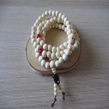 Collier ou bracelet Mala 108 perles n5