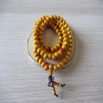 Collier ou bracelet Mala 108 perles n6
