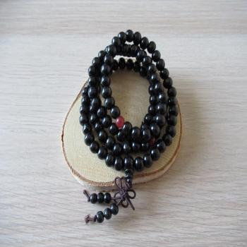 Collier ou bracelet Mala 108 perles n7
