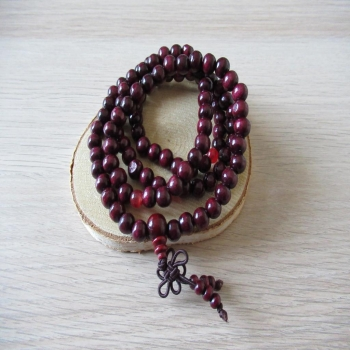 Collier ou bracelet Mala 108 perles n8