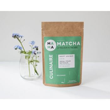 Mama Matcha - Thé matcha Culinaire (50g)