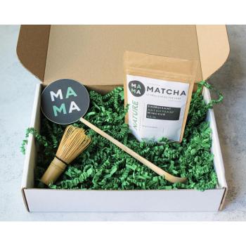 Pack découverte Mama Matcha