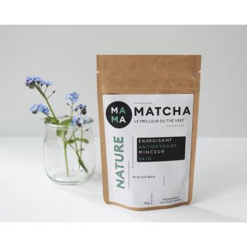 Mama Matcha - Thé matcha Premium (50g)