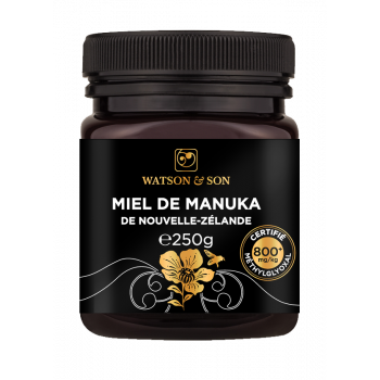 Miel de Manuka MG800-250g