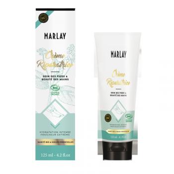 Crème peau neuve MARLAY mains/pieds 125ML