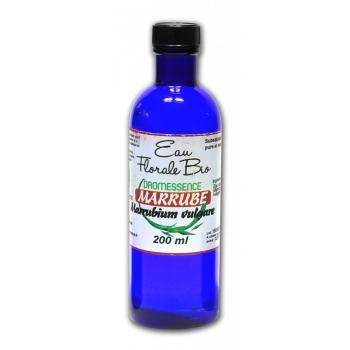 Hydrolat ( ou eau florale ) Marrube blanc BIO 200 ml  DROMESSENCE