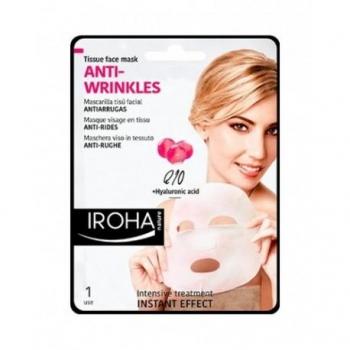 Tissu masque de beauté - Antirides Q10