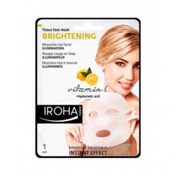 Tissu masque de beauté - Teint lumineux