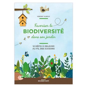 Favoriser la biodiversité dans son jardin