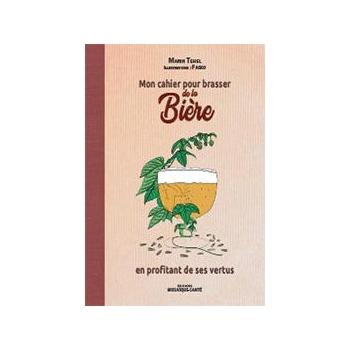 Mon cahier pour brasser de la bière