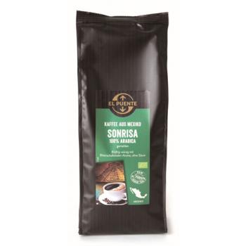 Café sonrisa 100% arabica, mexique