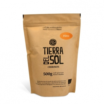 Café Chirinos - 500g en grains