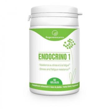 Endocrino 1 – Augmenter la résistance au stress + fatigue - joozia