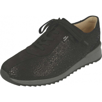 FINN COMFORT Basse FINNSTRETCH Noir talon 18 mm pour pieds très sensibles