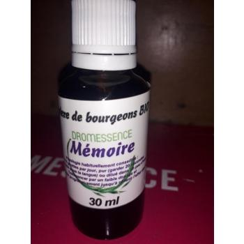 Complexe macérat de bourgeons BIO : Mémoire-30ml  DROMESSENCE