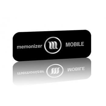 Protection anti-onde électromagnétique pour téléphone portable - noir
