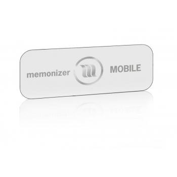 Protection anti-onde électromagnétique pour téléphone portable - gris