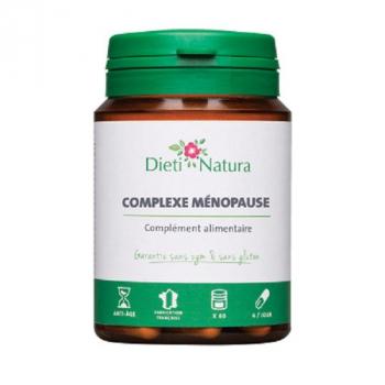 complexe de plantes MENOPAUSE 200 gélules  2 mois