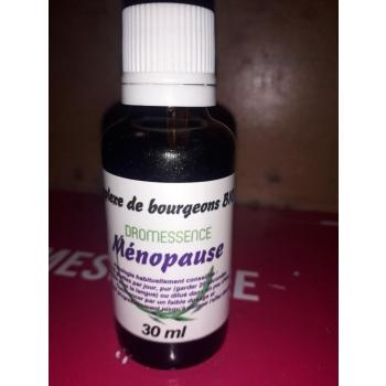 Complexe macérat de bourgeons BIO : Ménopause-30ml  DROMESSENCE