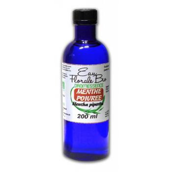 Hydrolat (ou eau florale ) Menthe poivré BIO 500 ml DROMESSENCE