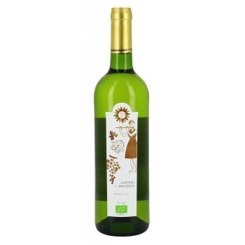 """Château Les Miaudoux cuvée """"3 cépages""""  - Bergerac Blanc Sec - 2016"""