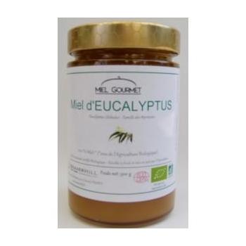 Miel d'EUCALYPTUS BIO - 500 g