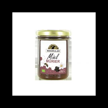 Miel de mûrier BIO 250g - Magellan