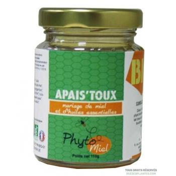 Phyto miel apais'toux 200g