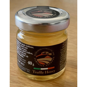 miel à la truffe 40gr