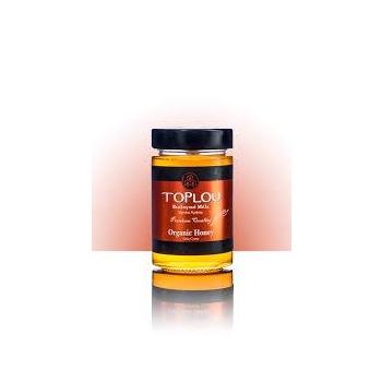 Miel BIO de TOPLOU  Thym/Pin/ Herbes sauvages - 400g
