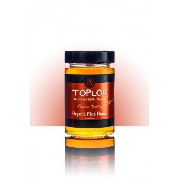 Miel BIO de Pin de TOPLOU - 250g
