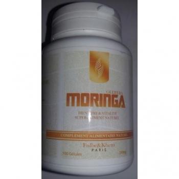 Moringa oleifera Fulbé & Khem 100 gélules