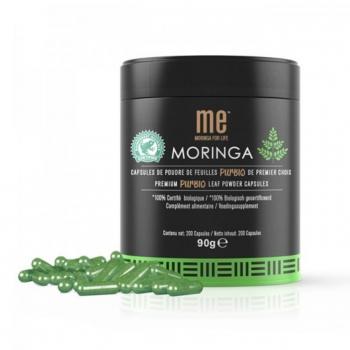 Moringa Bio - Source Energie Naturelle - 200 capsules