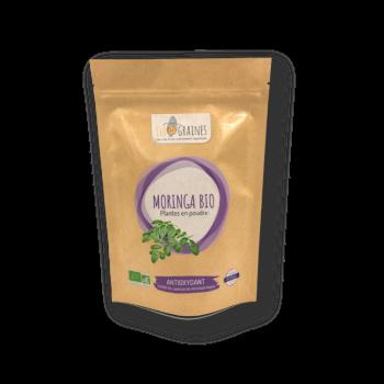 Moringa packaging